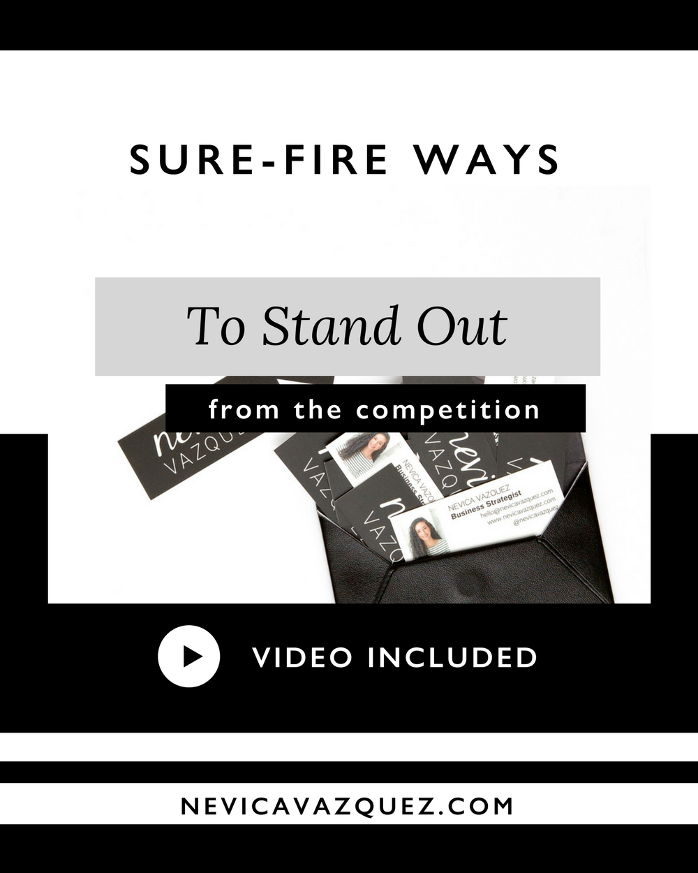 Sure-Fire Ways To Stand Out From The Competition