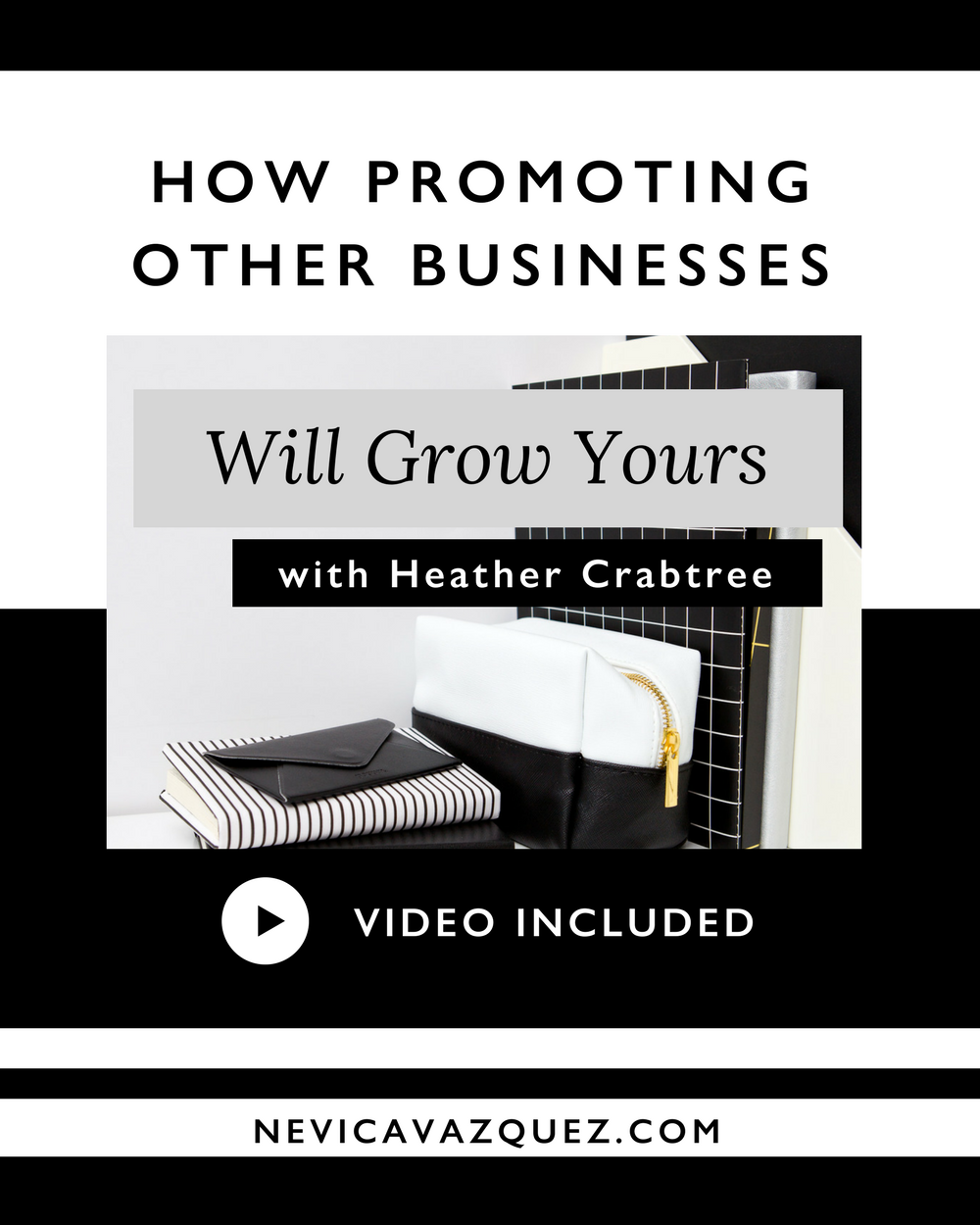 How Promoting Other Businesses Will Grow Yours - Heather Crabtree