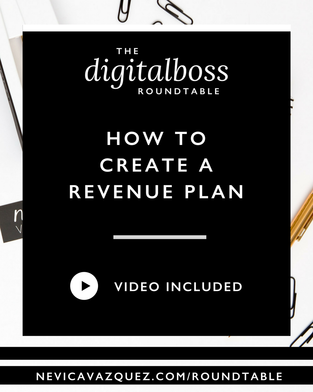 How To Create a Revenue Plan [Roundtable Series with Brittany Griggs and Mary Beth Storjohann]