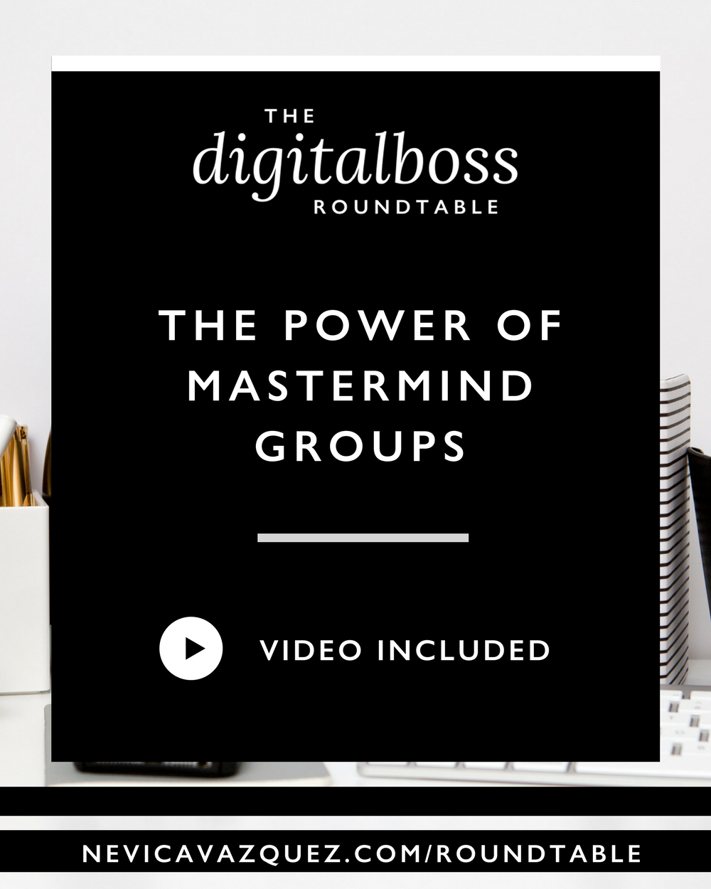 The Power Of Mastermind Groups [Roundtable Series with Becky Mollenkamp and Lauren Carnes]